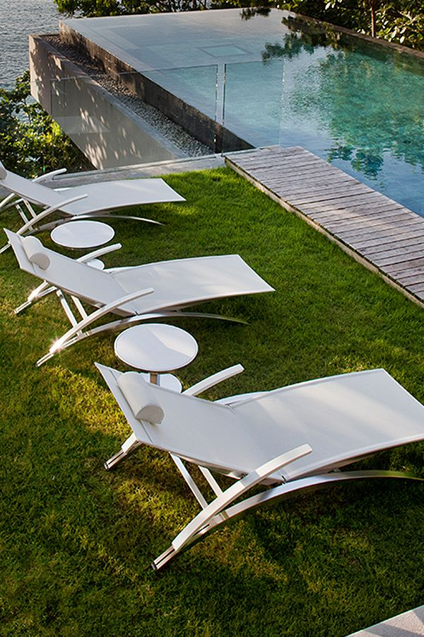 Der Perfekte Platz Fur Ein Sonnenbad Die Outdoor Liege O Zon Ladt