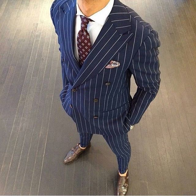 We love suits so much that we dedicate this board to incredible styles and icons www.memysuitandtie.com/ #mensfashion #men #mens…