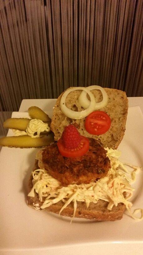 lobster hamburger