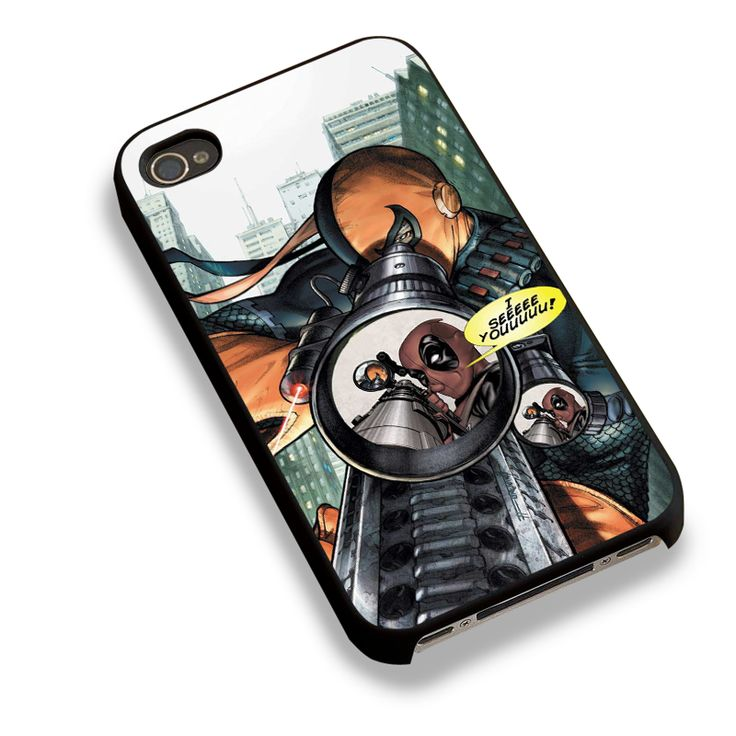 Deathstroke Vs Deadpool For iPhone 6 Case