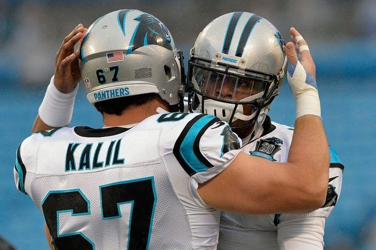 Ryan Kalil goofs on Cam Newton's 'birthday' video