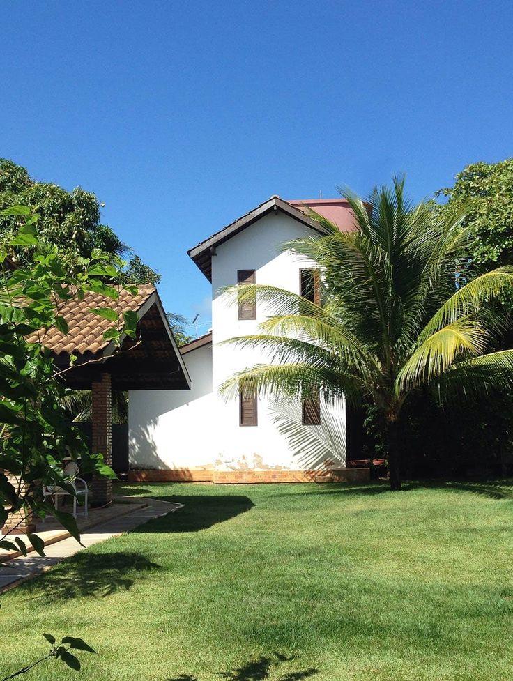 Gabriela's Eco-Boémio Home in Bahia, Brazil