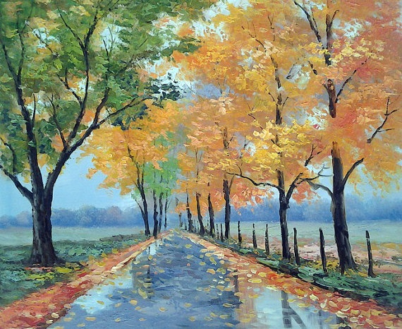 1000 images about oil on canvas on pinterest abstract for Beautiful canvas painting