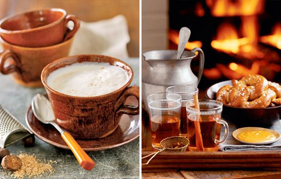Warm Winter Drinks for Chilly Evening Weddings - Wedding Edibles - wedding desserts and goodies - unique wedding blogs for stylish weddings and inspiring visuals