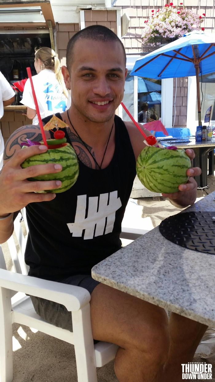 Randy orton tattoos celebritiestattooed com -  Fridayfunday With Aidan A Pair Of Melons