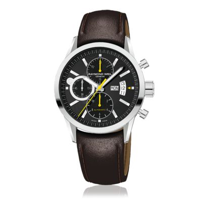 Gentleman's Raymond Weil Freelancer Watch