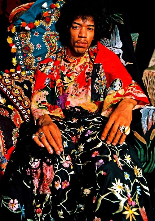 Jimi Hendrix, 1967. There have been so many great guitarists and I think it's silly to argue about just one of them being the best. But I don't think anyone had more impact, that's for sure