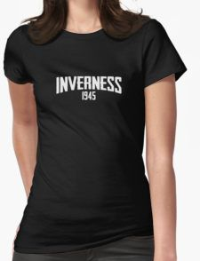 INVERNESS 1945 Womens Fitted T-Shirt