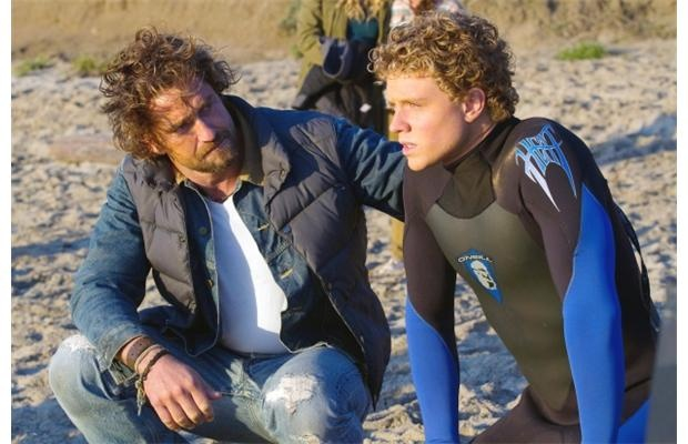 Review: Chasing Mavericks is by-the-book but touching