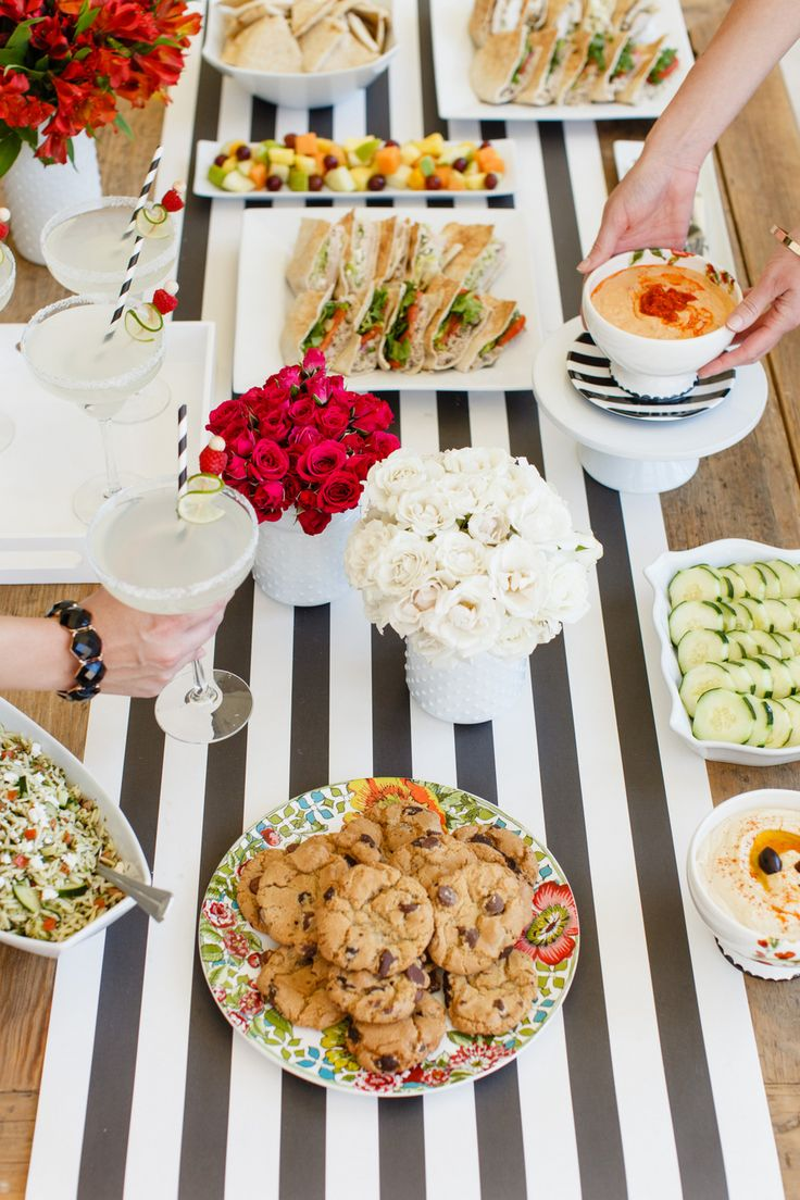The TomKat Studio: Girls Night In with Zoës Kitchen…