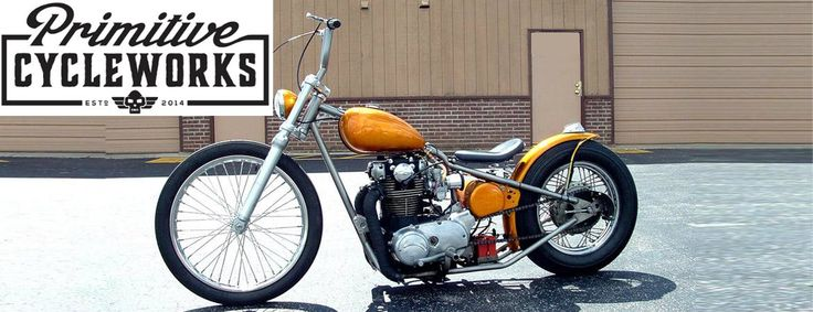 Primitive Cycle Works is a renowned online store provide best & highest quality recommended custom #motorcycle, #chopper, #bobber #parts & accessories in Canada.