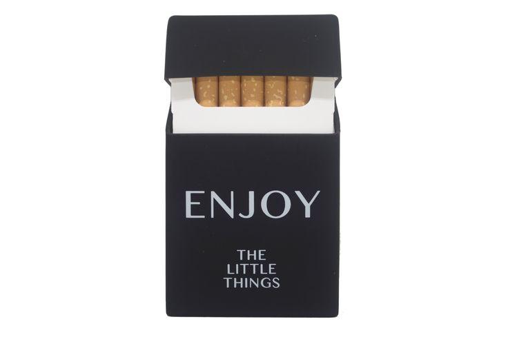 Enjoy (Grey) #photography #embassy #pictures #photo #smokers #treatyourjoy #silico