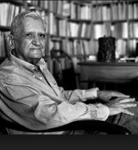 Poet, author and translator Titos Patrikios was proposed by the French chapter of Pen International, the world association of writers with 150 member countries, to be nominated for the Nobel Prize in Literature.wo other Greek poets have been honoured with the Nobel Prize in Literature in the past: Giorgos Seferis (1963 Laureate) and Odysseus Elytis (1979 Laureate).
