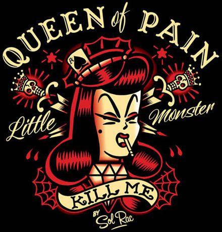 LITTLE MONSTER : QUEEN OF PAIN by  S O L  R A C !! ESTE FINDE LAAAAARGO NUEVOS L.MONSTER EN  R E I N A   D E   C O R A Z O N E S S S S !!!!!!! Mar del Plata!!  NUEVOS PUNTOS DE VENTAS!!! *LITTLE SHOP  Av Centenario 202 loc 13-14 SAN ISIDRO  *PSYCHOBILLY SHOP GUERNICA  SUPER RECONTRA BUENA ONDA NOS LLEGA MONSTERSSSS!!!  PRONTO NUEVOS PTOS DE VTAS + !!!  TOPS NUEVOS -MUSCULOSAS- VESTIDOS- STRAPLESS- CHALECOS- REMERAS- CLÁSICOS L.MONSTER,etc  ATENCIÓN!!!! F I E S T