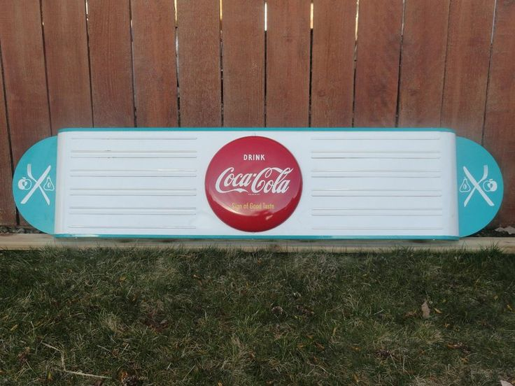 Vintage Coke Menu Board – Home Exsplore