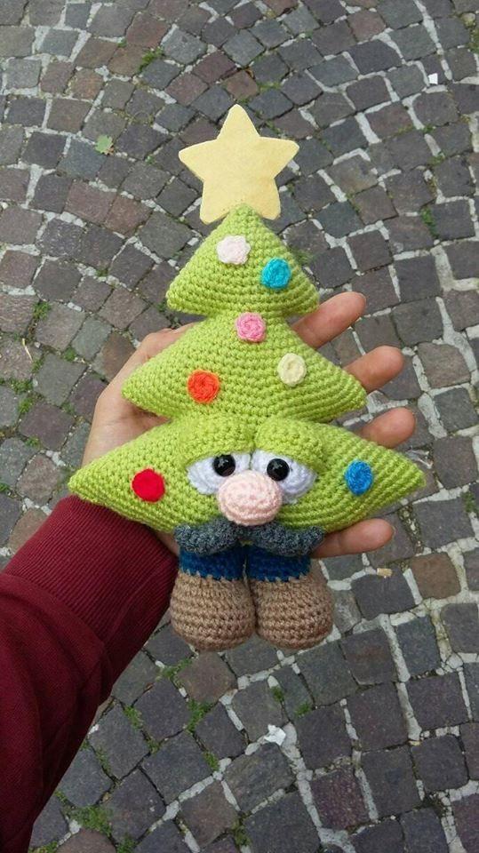 134 best Navidad images on Pinterest | Navidad de ganchillo ...