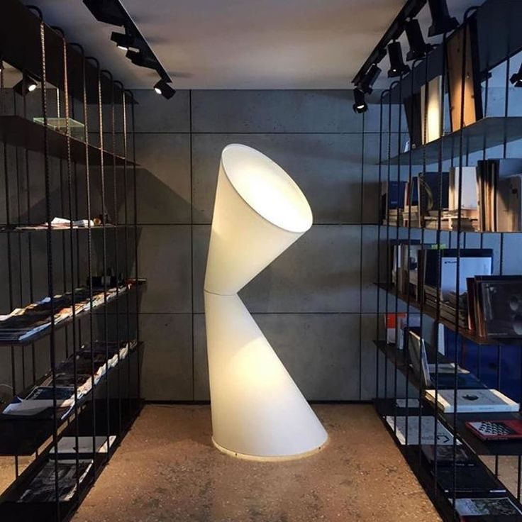 Our La La Lamp spotted in the sophisticated new entry of the Greek lighting store @site_specific_ . . . #lalalamp #kundalinilighting #helenkontouris #lightingdesign #floorlamp #interiordesign #architecture #restaurantdesign #homedecor #home #luxury #luxurylifestyle