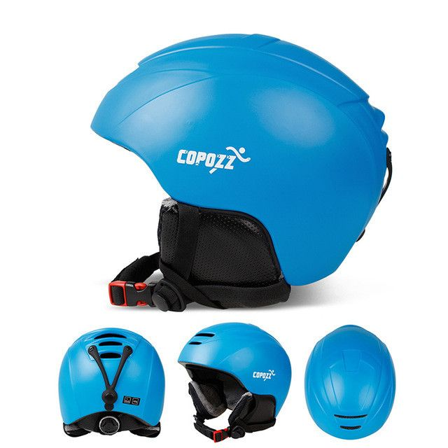 COPOZZ Breathable adult Ski Helmet Integrally-molded Snowboard Helmet Men Women Skating Skateboard Skiing Helmets