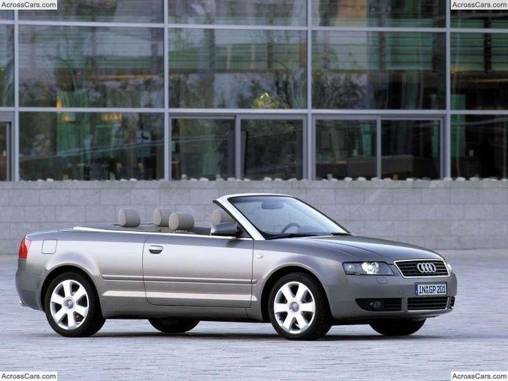 Audi A4 Cabriolet 1.8 T (2002)