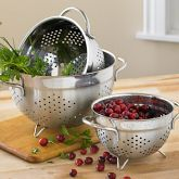 Salad Spinners, Strainers & Colanders | Williams-Sonoma