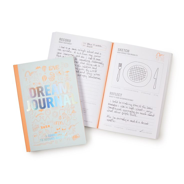 A DREAM JOURNAL | dream analysis | UncommonGoods