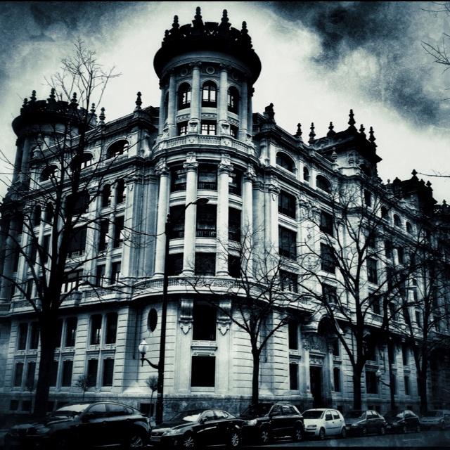 Bilbao gran v a 60 miscel nea pinterest bilbao for Residencia torres de la alameda