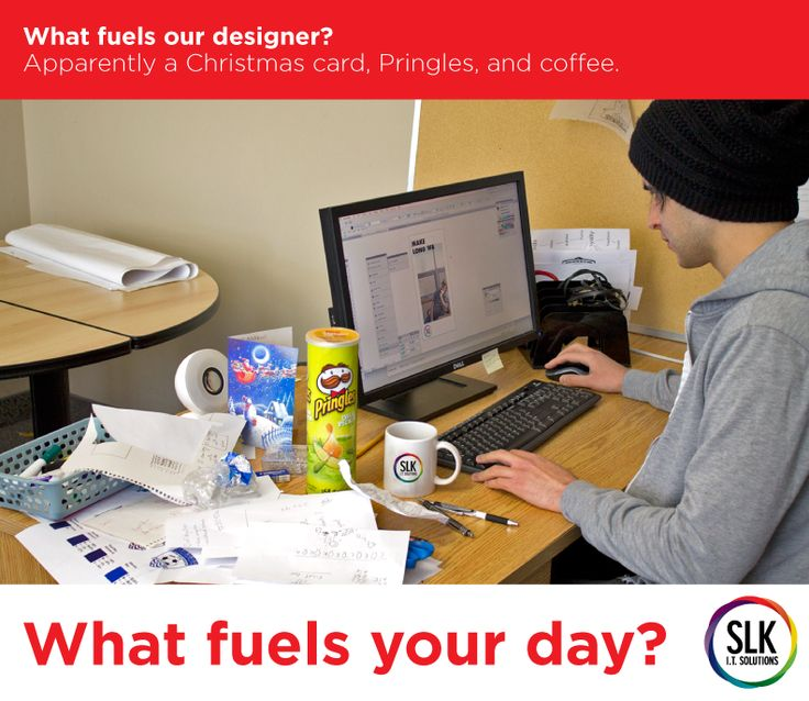 What fuels your day?