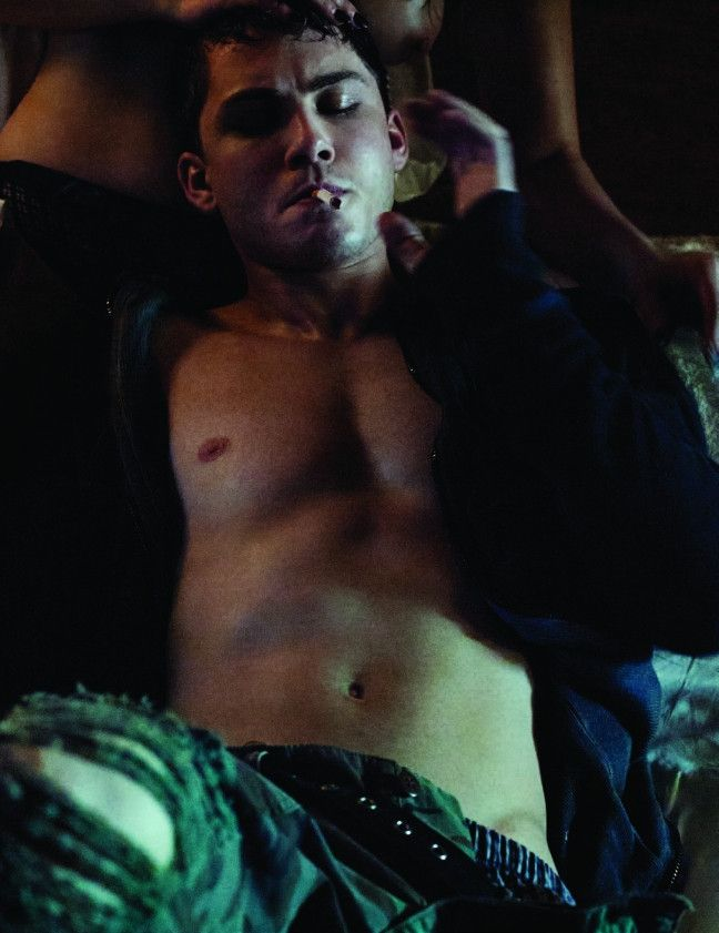 Logan lerman oh my god.can i have him?