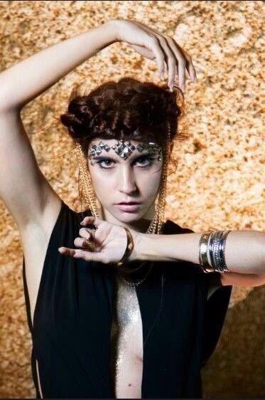 Model: Philia Photographer: Miss Hepburn Photography MUAH: Sam Ellenberger Makeup Artistry