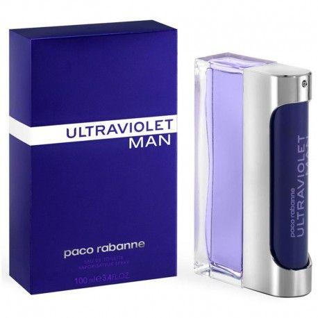 #perfume para hombre Paco Rabanne Ultraviolet Man de #PacoRabanne
