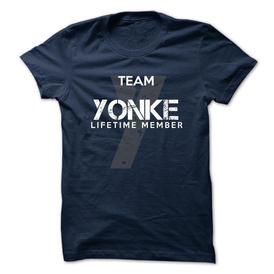 YONKE - TEAM YONKE LIFE TIME MEMBER LEGEND  - #tshirt bag #aztec sweater. GUARANTEE => https://www.sunfrog.com/Valentines/YONKE--TEAM-YONKE-LIFE-TIME-MEMBER-LEGEND-.html?68278
