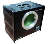CALSys 500 BB calibration source is a highly stable standard Portable Black Body Furnace for calibrating non contact IR thermometer for the wide temperature range of 50 to 500 Deg C.   Temp Range: 50 to 500 Deg C Stability: 0.1 Deg C Temperature Resolution : ± 1.0 Deg C