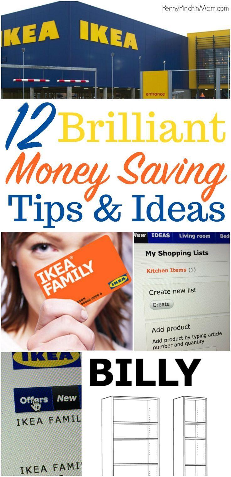 Saving Money Tip: Ikea Shopping Hacks Life hacks | saving money at IKEA |  shopping