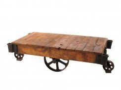Railroad Cart Table