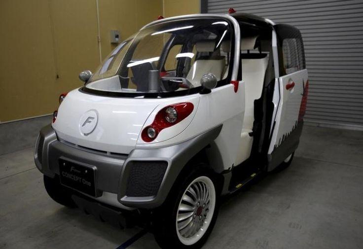 ヤマダ電機、小型電気自動車開発のFOMMと資本・業務提携