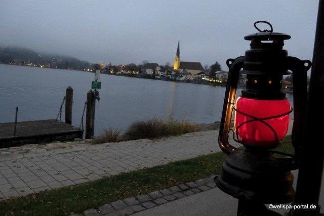 Romantischer Tegernsee Kutschfahrt - Inspiration für kreative Gedanken http://wellness-bummler.de/weihnachtszauber-am-tegernsee/ #Reiseblog