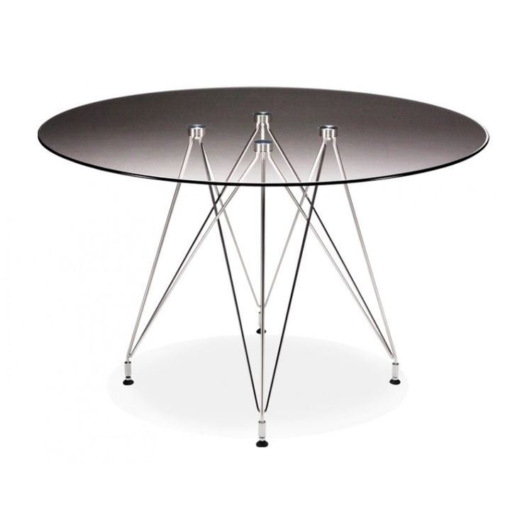 Weightless round table |  Designer: Haldane Martin |  The weightless collection is an exercise in the ecological principal of maximum resource efficiency.