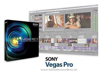 Sony Vegas PRO 11.0.700 x86 + 13.0 Build 453 x64