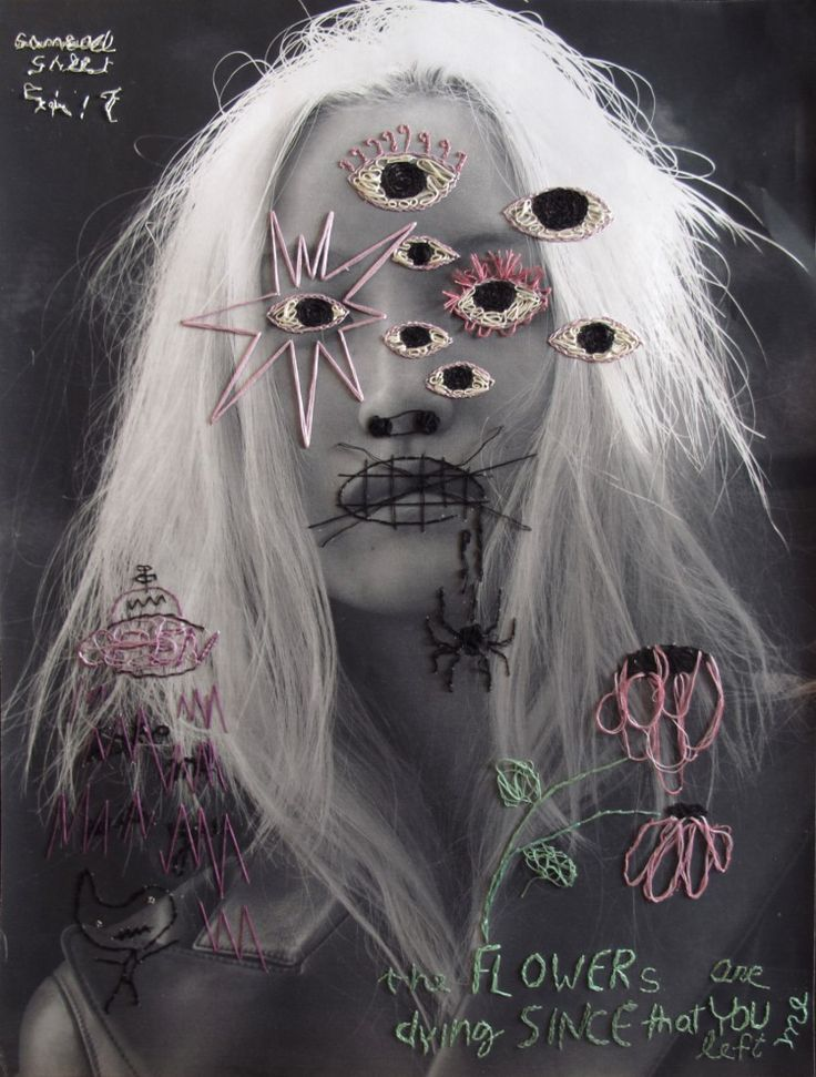 Jose Romussi, The Flowers are Dying.