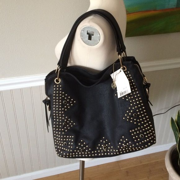 Big Buddha bag NWT!  Perfect condition, comes with long strap.  To wear as a cross body! Big Buddha Bags
