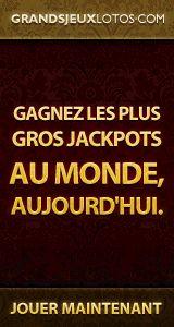 Jouez au loto en ligne | Recevez les résultats du loto | Numéros gagnants du loto Jouer au loto en ligne et découvrir les jackpots en jeu! Recevoir les résultats et les numéros gagnants du loto pour Euromillions loto, France Loto et SuperEnaLotto d'italie. loterie, loto, lotos, résultats du loto, jouer au loto, france loto, la loterie nationale, résultats des numéros du loto, euromillions, euro lotto, superenelotto, loterie europe euromillions