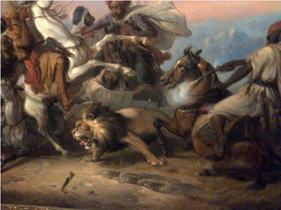 Warung Kopi: Karya Raden Saleh dari Waktu ke Waktu
