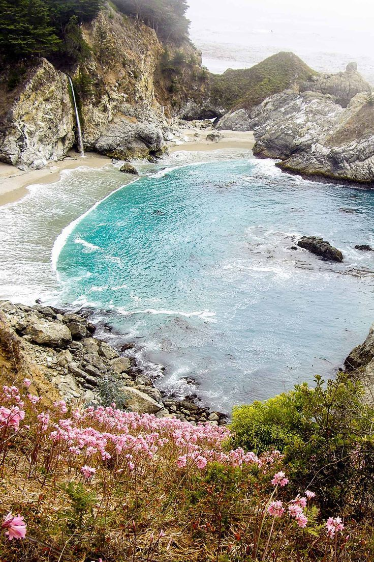 2016 Travel Wishlist, Big Sur along the Central California Coastline, see more at http://www.hejdoll.com
