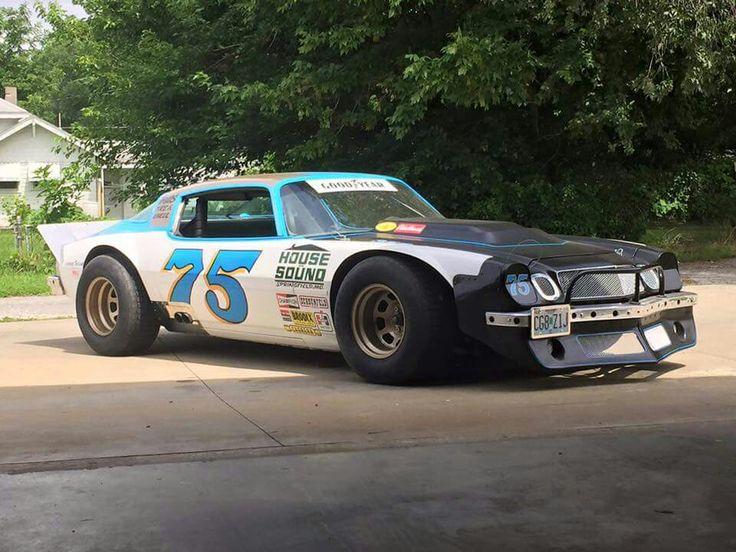 Old Dirt Oval Race Car X