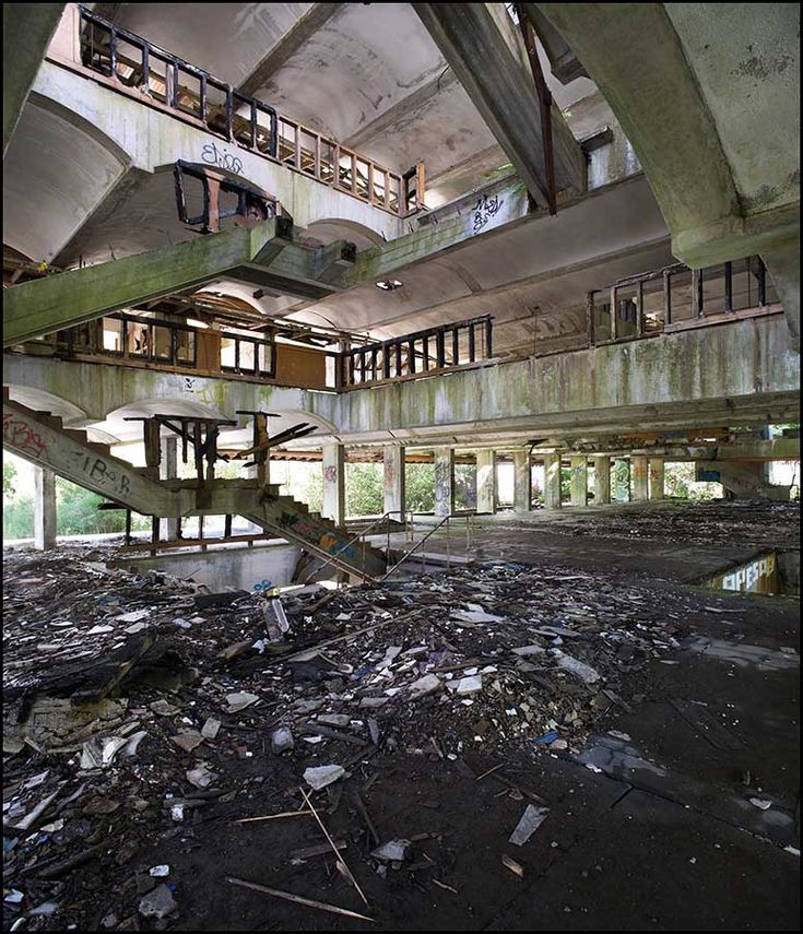 Gillespie Kidd & Coia | St Peter's Seminary, Cardross