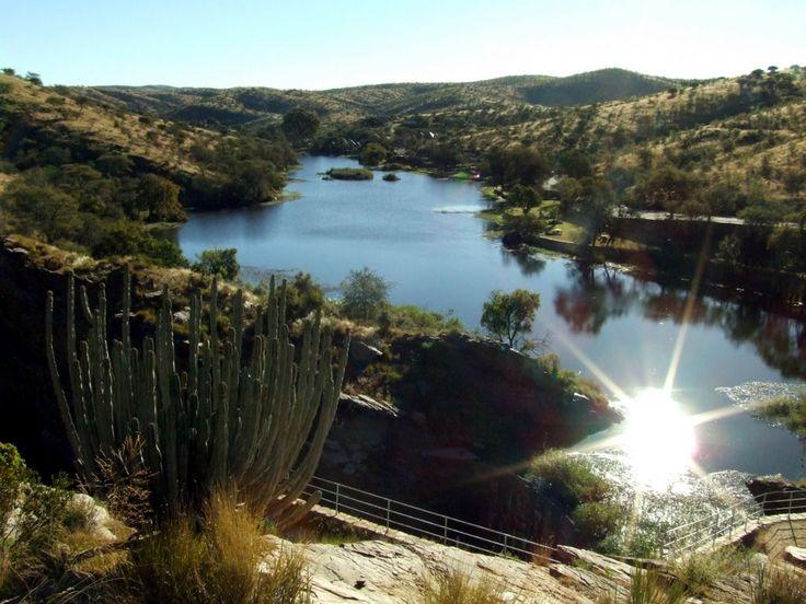 daan viljon | Windhoek - Daan Viljoen Park - dam