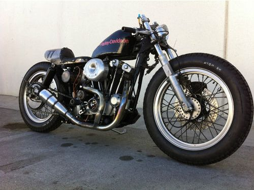 187 Best Sportster Cafe Images On Racers Custom Ironhead