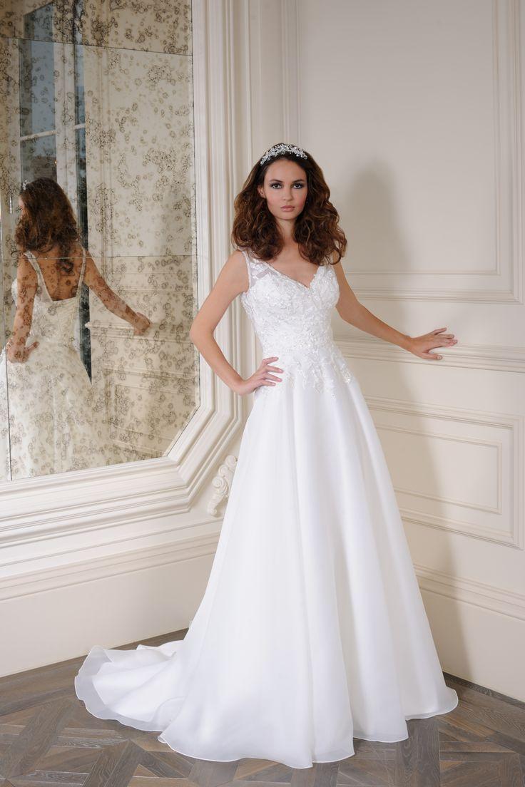 Veromia #Bridal Style VR61460