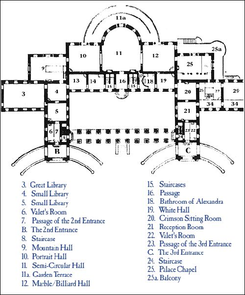 Catherine palace floor plan bing images catherine 39 s for Palace plan