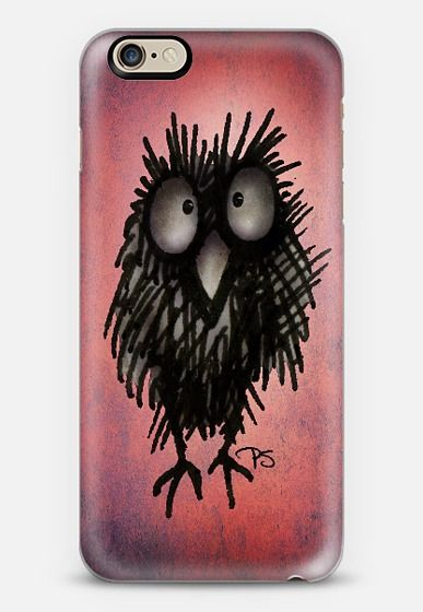 Funny Confused Night Owl iPhone6 case from Casetify -  $10 OFF using code: KNWEJS